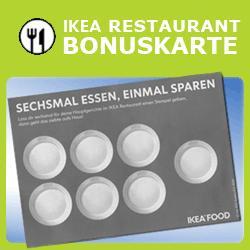 Ikea: 6 Essen zahlen, das 7. gratis bekommen