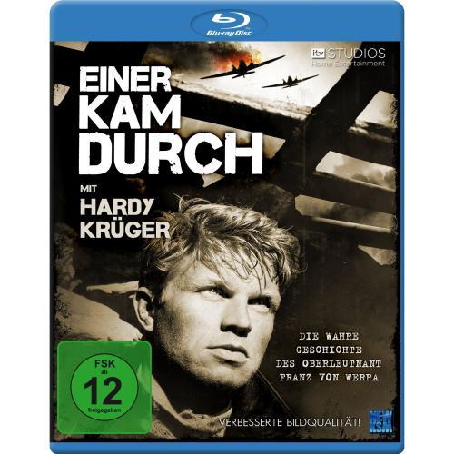 Einer kam durch [Blu-ray] für 3,97€ inkl. Versand @Amazon