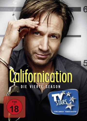 Californication 4. Staffel für 13,99 € inkl. Versand bei amazon.de