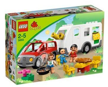 Lego Duplo Wohnwagen 5655 @ Galeria Kaufhof