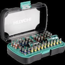 Hitachi 60-teiliges Schrauber Bitset @ebay für 19,90 Euro