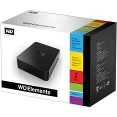 "[Lokal CH] Western Digital Elements Desktop, 3.5"", 2TB, USB2.0"