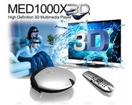 IBOOD des Tages Mede8er MED1000X3D -- 155,90€