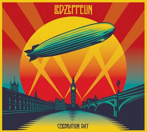 "In ""Led Zeppelin - Celebration Day"" kostenlos reinhören"
