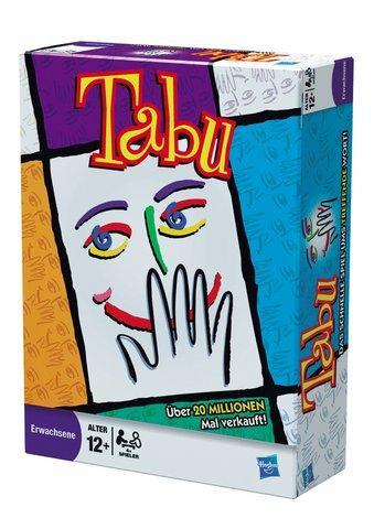 """[ROFU] Gesellschaftsspiel """"Tabu"""" für 19,99€ (Idealo 25,25€)"""