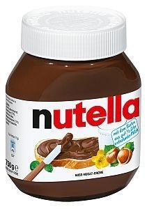 800 Gramm Glas Nutella für 2,99€ im Lidl