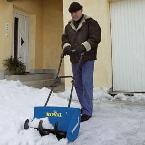 Einhell Schneeschieber - Schneefräse -31,5% versandkostenfrei