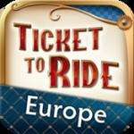 Ticket to Ride Pocket Europe noch immer gratis im AppStore!