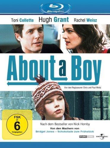 [BLU-RAY] About a Boy oder: Der Tag der toten Ente @ Amazon für 6,53 EUR