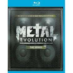 [Blu-ray] Metal Evolution bei Amazon UK