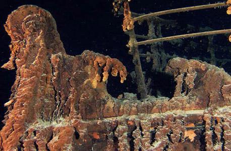 Einmal wie Jack Dawson fühlen: Tauchgang zur Titanic