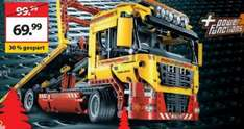 LEGO Technic Tieflader [8109] für 69,99 EUR im Müller