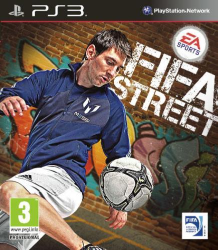 FIFA Street PS3/XBOX360 für umgerechnet ca. 18,65 EUR bei zavvi
