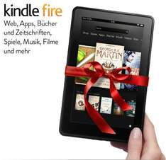 Kindle Fire für 159,00 Euro