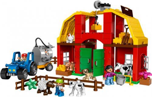 (MyToys.de Neukunden) Lego Duplo Großer Bauernhof (5649) ab ca. 25€ (Mit PayPal)