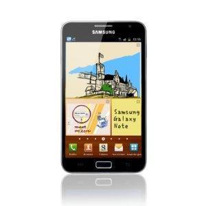 Samsung Galaxy Note N7000 Smartphone jetzt ab 379,00 Euro
