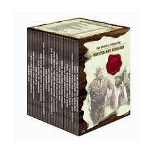 Bud Spencer & Terence Hill Monsterbox Reloaded (20 DVDs) @Amazon.de für 44,97€ inkl. Versand