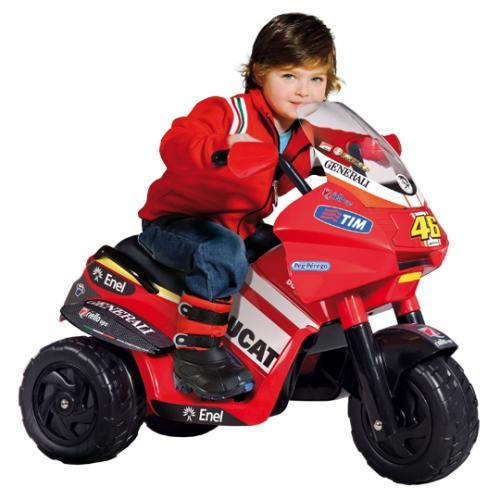 [Real] Ducati Kinder Motorrad 99,95 € + 4,95 VSK