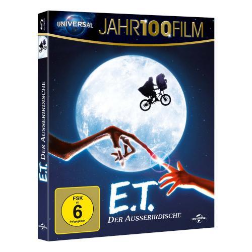 [Blu-ray] E.T. - Der Außerirdische (Jahr100Film) 9,97 € inkl. Versand @Amazon