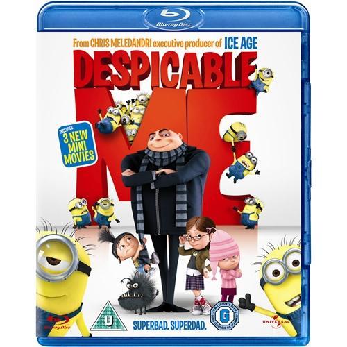 (UK) Ich - Einfach unverbesserlich (Despicable Me) [Blu-ray] für  €7.49 @ play