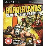 (UK) Borderlands: Game Of The Year Edition [Xbox360/PS3] für je 15.99€ @ Play