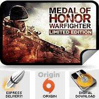 Medal of Honor - Warfighter (Limited Edition mit BF4-Beta)