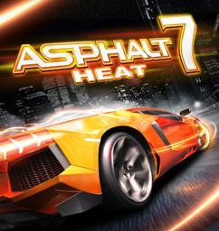 """[Appstore] """"Asphalt 7 Heat"""" erstmals kostenlos!"""