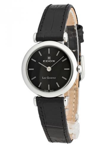 Edox Les Genevez Damenuhr 21188 3P NIN für 149€ @ Uhrenhandel.de