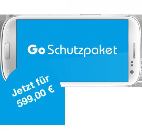 Weihnachts Deal: Iphone 4s inkl. Versicherung sowie Samsung Galaxy S3 inkl. Versicherung für 599 €