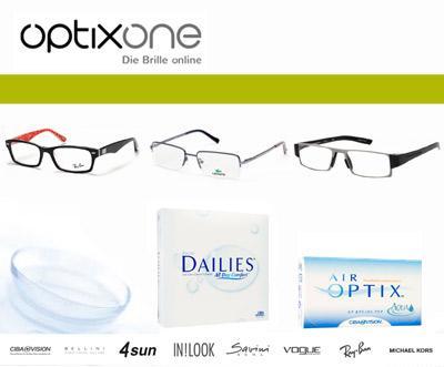 Kontaktlinsen günstig dank 50€ OptixOne Gutschein für 19,90€ (MBW 60€, keine Versanskosten)