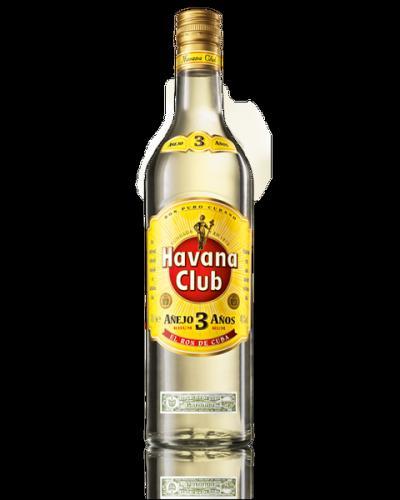 Havana Club Anejo 3 Anos Rum 40% vol. 0,7L @ Zimmermann