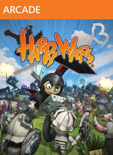 [XBOX] HAPPY WARS Arcade-Game im Marktplatz