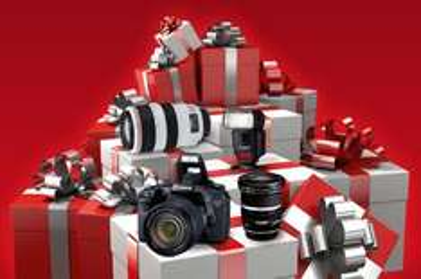 Canon CashBack Aktion - Bis 200€ auf ausgewählte DSLRs und Wechselobjektive