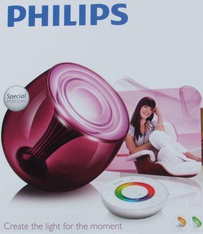 [karstadt.de] Philips Living Colors 2. Generation in violett [67,99€]