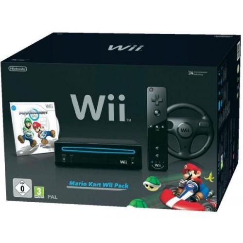 [Österreich] Nintendo Wii Family Edition und Wii Mario Kart Pack