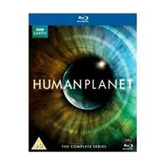 Human Planet (3 Discs) UK Bluray für 13,49 € @ PLAY.COM