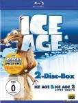 Ice Age 1 und 2 [Blu-ray] Doppelbox 11,88 Euro inkl. Versand