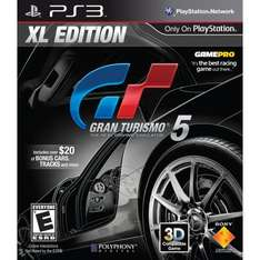 Gran Turismo 5 XL Edition @Play-Asia.com
