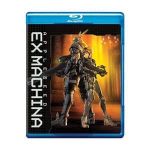 (UK) Appleseed: Ex Machina -Anime- [Blu-Ray] für €3.91 @ play (zoverstocks)