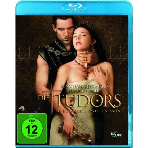 [Blu-ray] Die Tudors 2 Staffeln nach Wahl zusammen nur 26,98 € @Conrad