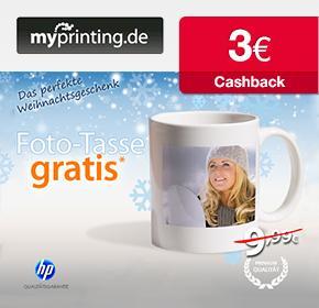 [myprinting.de] Fototasse für 1,95€ (Nur Neukunden)