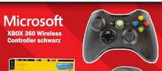 [lokal] Microsoft Xbox 360 Controller Wireless schwarz in Hof MM 20€