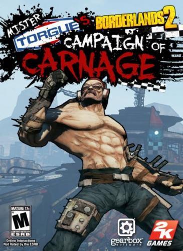"""[GMG] Neuer Borderlands 2 (PC) DLC """"Mr. Torgue's Campaign of Carnage"""" für 8,00€ anstatt 9,99€"""