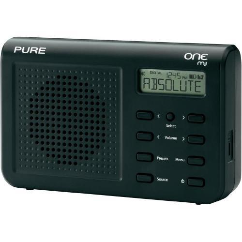Pure One Mi DAB+ Taschenradio schwarz @Conrad B-Ware Shop (eBay)