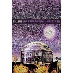 The Killers - Live at the Royal Albert Hall [Blu-ray] - amazon.de