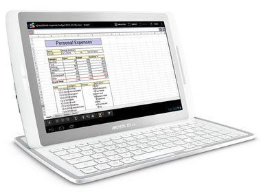 Archos Tablet PC mit Tastatur 10.1 XS bei Lidl