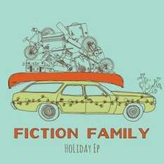 "Fiction Family ""Holiday EP"" mit 6 Songs kostenlos"