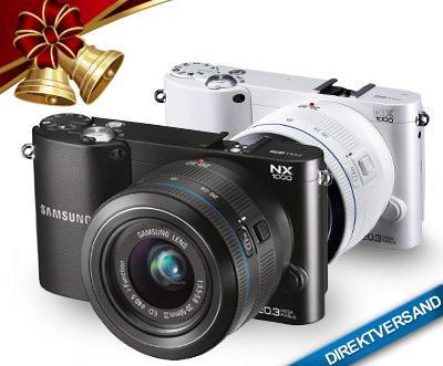 Samsung System-Kamera zum Top-Preis