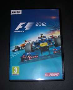 F1 2012 (PC) bei Gamefly.co.uk