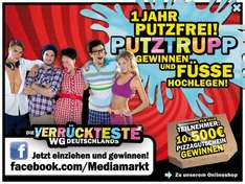 Media Markt Online Shop - Jeder 33. Einkauf Umsonst!